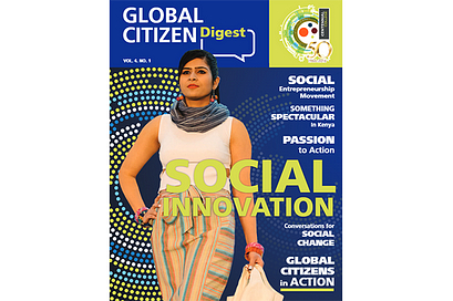 Global Citizen Digest cover Volume 4 Issue 1