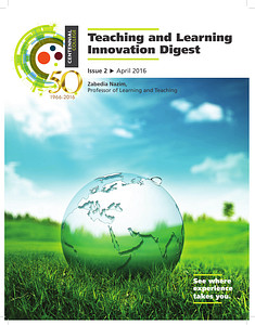 Thumbnail cover of the Teaching and Learning Innovation Digest Spring 2017 Issue 2