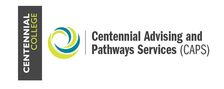 Logo for the Centennial Advising and Pathways Services