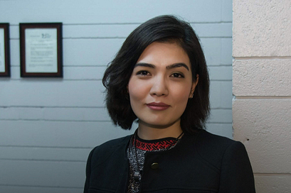 photo of shamin ahmadi