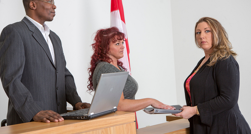 Four of the strangest Canadian court cases  Image