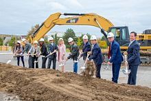 Groundbreaking ceremony marks new Centennial residence Image
