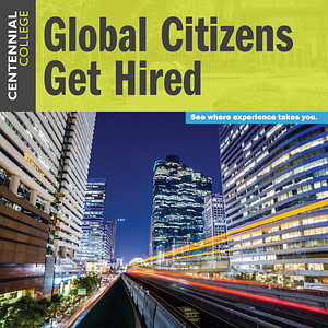 Global Citizens Get Hired brochure