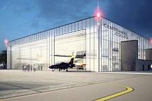 Centennial Receives Funding for Innovative Aerospace Campus Image