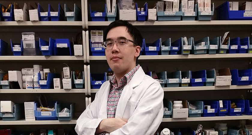 The secret to a healthy career in the Pharmacy world with Vincent Le Image