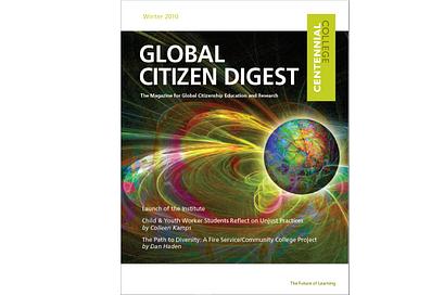 Global Citizen Digest cover Winter 2010