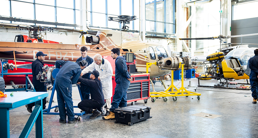 Centennial College and Diamond Aircraft to collaborate on training opportunities Image
