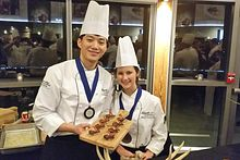 Culinary Students Win Silver at Battle of Ontario Image