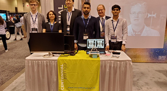 Centennial Innovation on Full Display at Discovery Conference Image