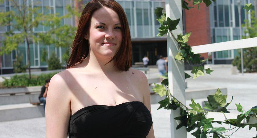 Picture of Centennial College graduate, Allison Woods.