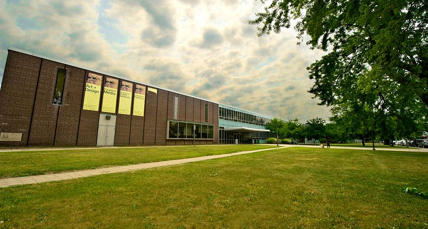 story arts centre exterior