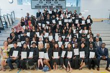HYPE graduates advance to the next level Image